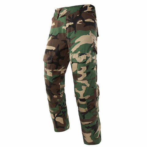 Tactical Combat Pants Army Camouflage Cargo pants