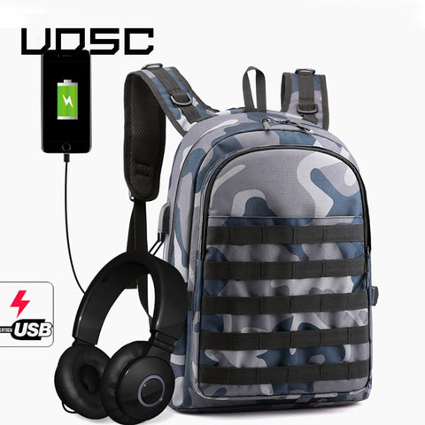 Laptop Backpack Anti-thief USB