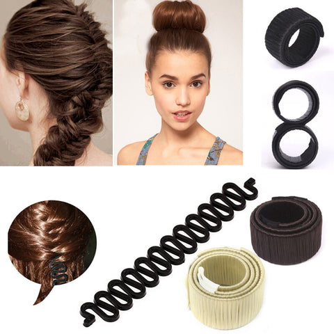 Twist Styling Bun / Hair Braiding Tool
