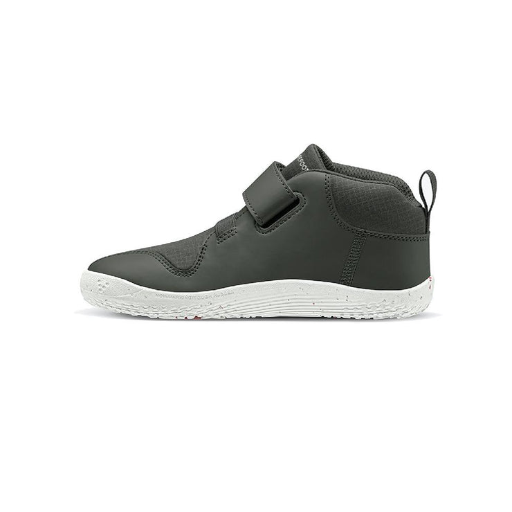 Vivobarefoot Primus Bootie II All Weather Kids Charcoal Inside