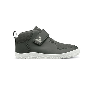Vivobarefoot Primus Bootie II All Weather Kids Charcoal Side