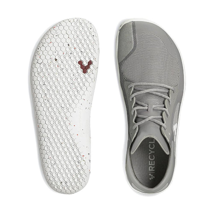 Vivobarefoot Primus Lite III Womens Zinc Sole and Top