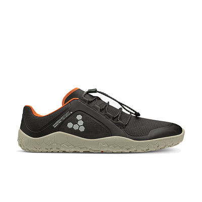 Vivobarefoot Primus Trail All Weather FG Mens Obsidian