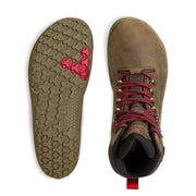 Vivobarefoot Tracker FG Womens Leather Dark Brown