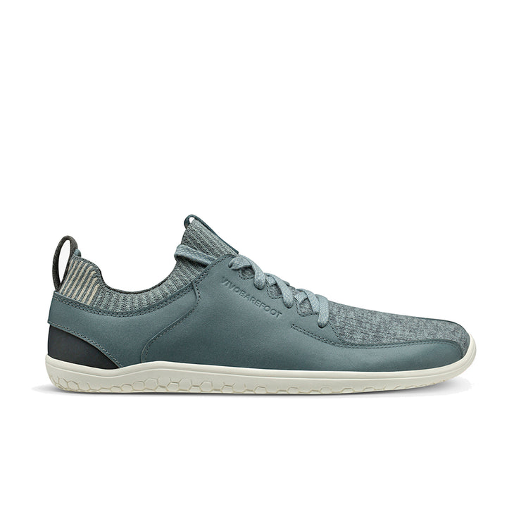 Vivobarefoot Primus Knit Wool Womens Atlantic Blue