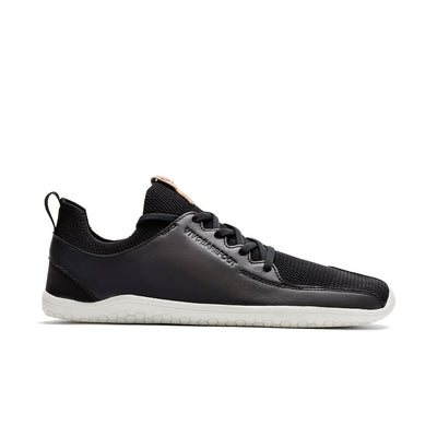 Vivobarefoot Primus Knit Womens Black Leather