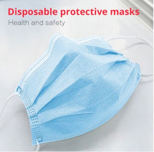 Load image into Gallery viewer, Disposable Face Mask -- FREE SHIPPING