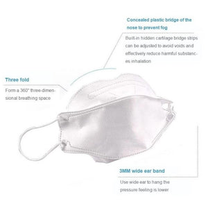 KN95 Protection Mask 1pack (10pcs) $35.00