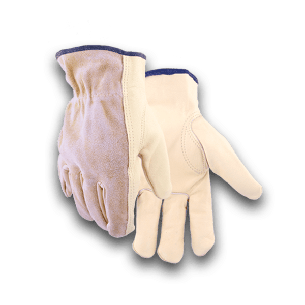 140 Heavy Duty Grain/Split Cowhide Glove