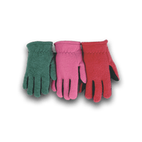 1666 Kids Suede Deerskin Palm Glove