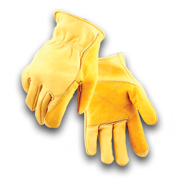 207 Heavy Duty Iron Fencer Glove