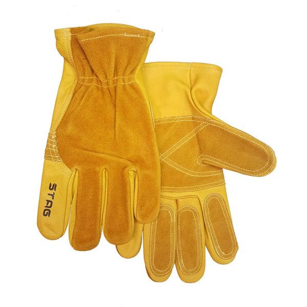 240 Heavy Duty Water Repellent Cowhide Glove