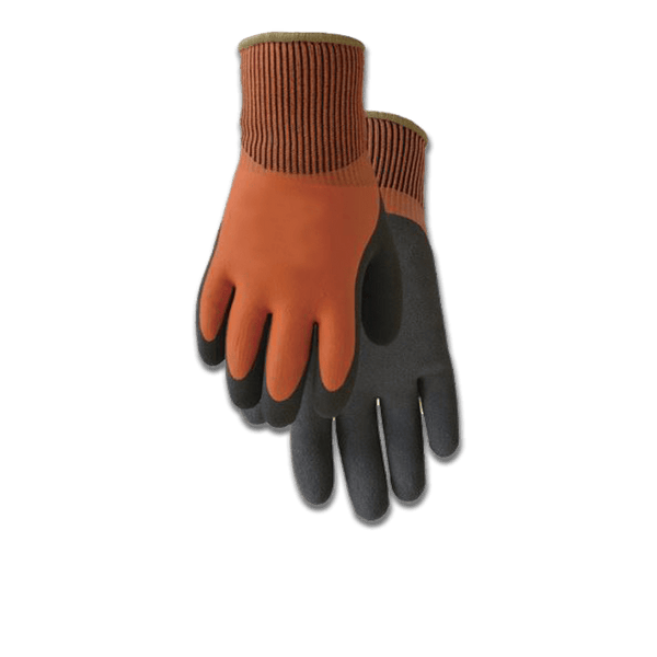 338 Full Dipped Latex Winter Lined Glove