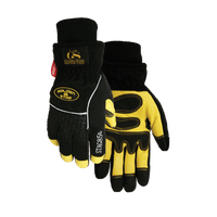 850 Heavy Duty Waterproof Deerskin Winter Lined Glove