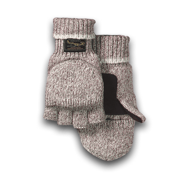 GM78P Fingerless Ragg Wool Mitten