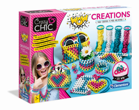 Crazy Chic - Wow-Kreationen