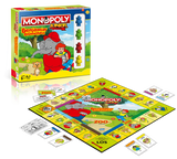 Monopoly Junior - Benjamin Bluemchen Collectors Edition