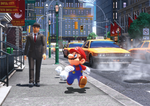 Puzzle - Super Mario Odyssey New Donk City, 500 Teile
