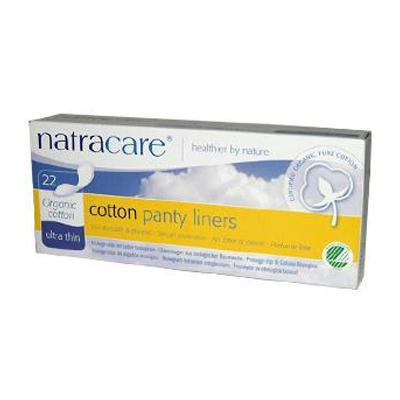 Natracare Cotton Panty Liners (1x22 Ct)