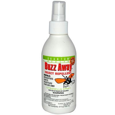 Quantum Health Buzz Away Pump Spray (1x6 Oz)