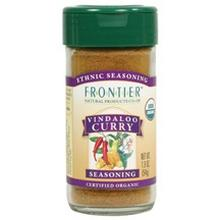 Frontier Natural Products Organic Vindaloo Curry (1x1.9 Oz)