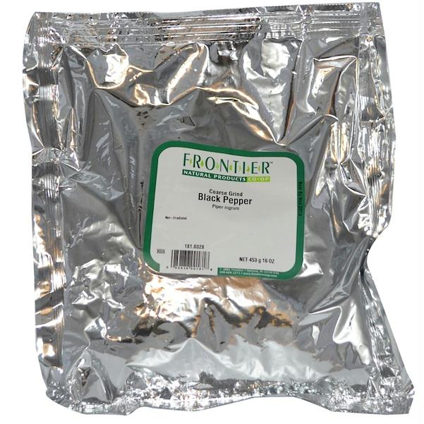 Frontier Course Black Pepper Ft (1x1lb )