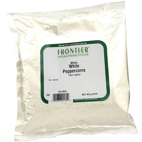 Frontier Whole Wht Pprcorn Ft (1x1lb )