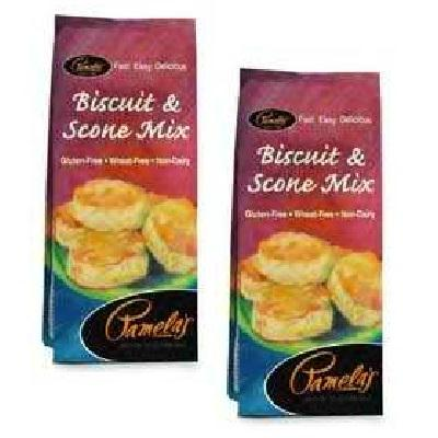 Pamela's Products Biscuit-scone Mix (6x13oz )