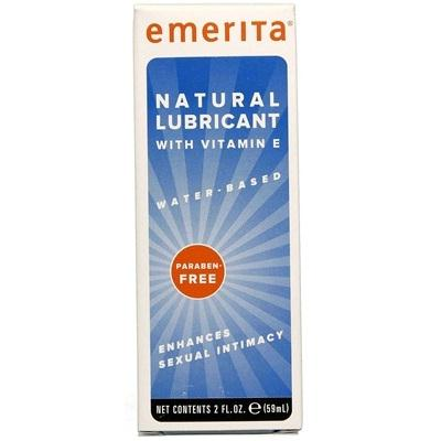 Emerita Natural Lubricnt (1x2oz )