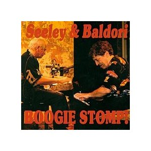Boogie-Stomp, Seeley & Baldori, CD