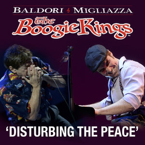 The Boogie Kings - Disturbing The Peace
