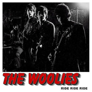 The Woolies - Ride, Ride, Ride - CD