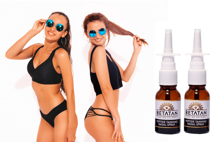 peptides for skin tanning