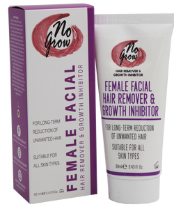 No Grow - Female Facial Hair Remover & Growth Inhibitor