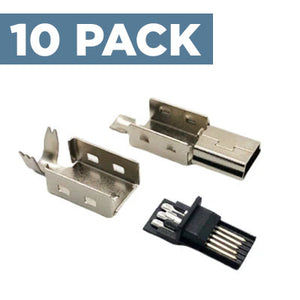 USB-Mini Connector (10 Pack)
