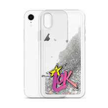 Load image into Gallery viewer, Lok Logo Glitter Phone Case