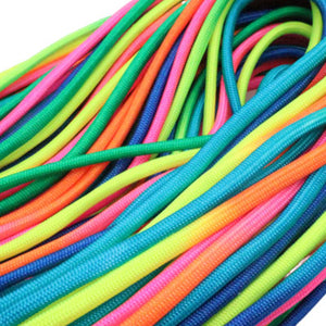Rainbow Paracord Sleeving (1 ft)