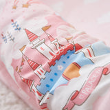 Girls Baby Nest Bed Newborn Lounger Portable Baby Bassinet Crib Bed for Travel/Bedroom