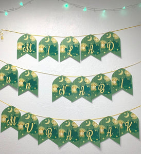 Milad un Nabi Decorations