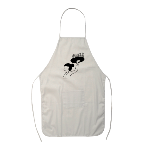 Serving New York: Apron
