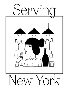 DIGITAL COPY: Serving New York: For All The People Who Make NYC Dining Unforgettable