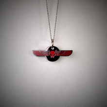 Load image into Gallery viewer, ToV Winged Skull Medallion (Shadow Series)