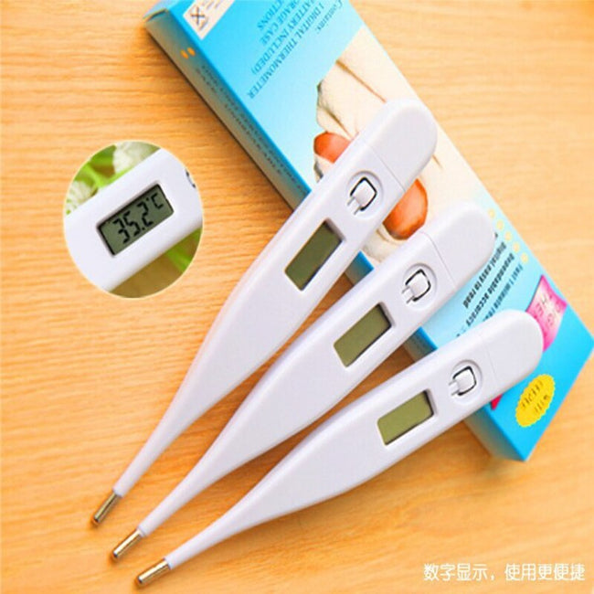Baby Thermometer Electronic Thermometer Fast Safe And Precise Replaceable Attery Oral Electronic Thermometer Baby Care Products