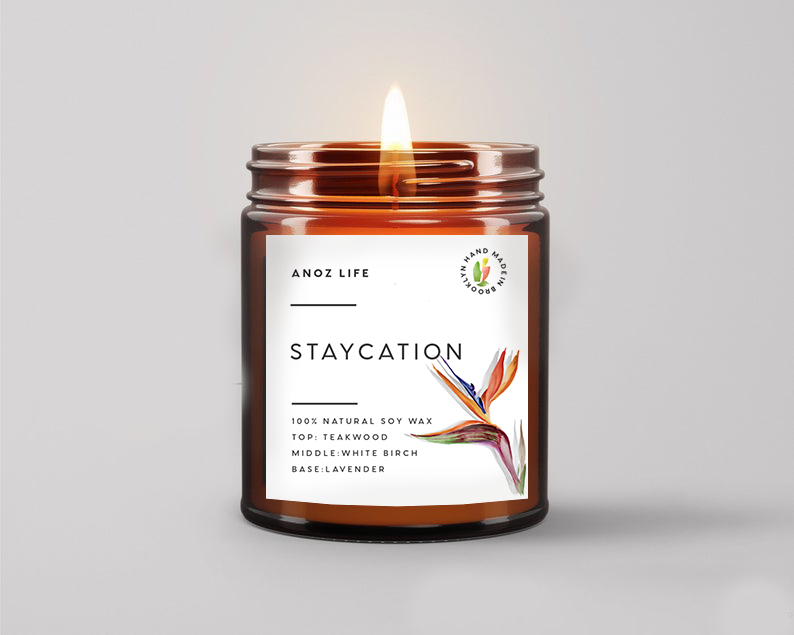 Staycation Candle