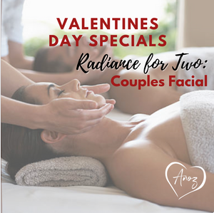 Radiance for Two: Couples Facial