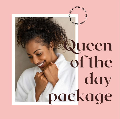 Queen of the Day Spa Package