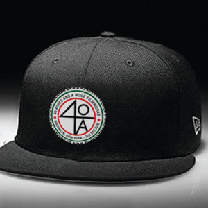 40 Acres Patch Snapback