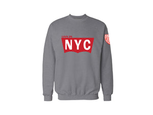LIVE in NYC Crewneck
