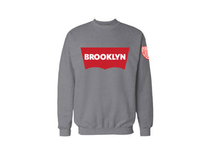 Brooklyn Graphic Crewneck