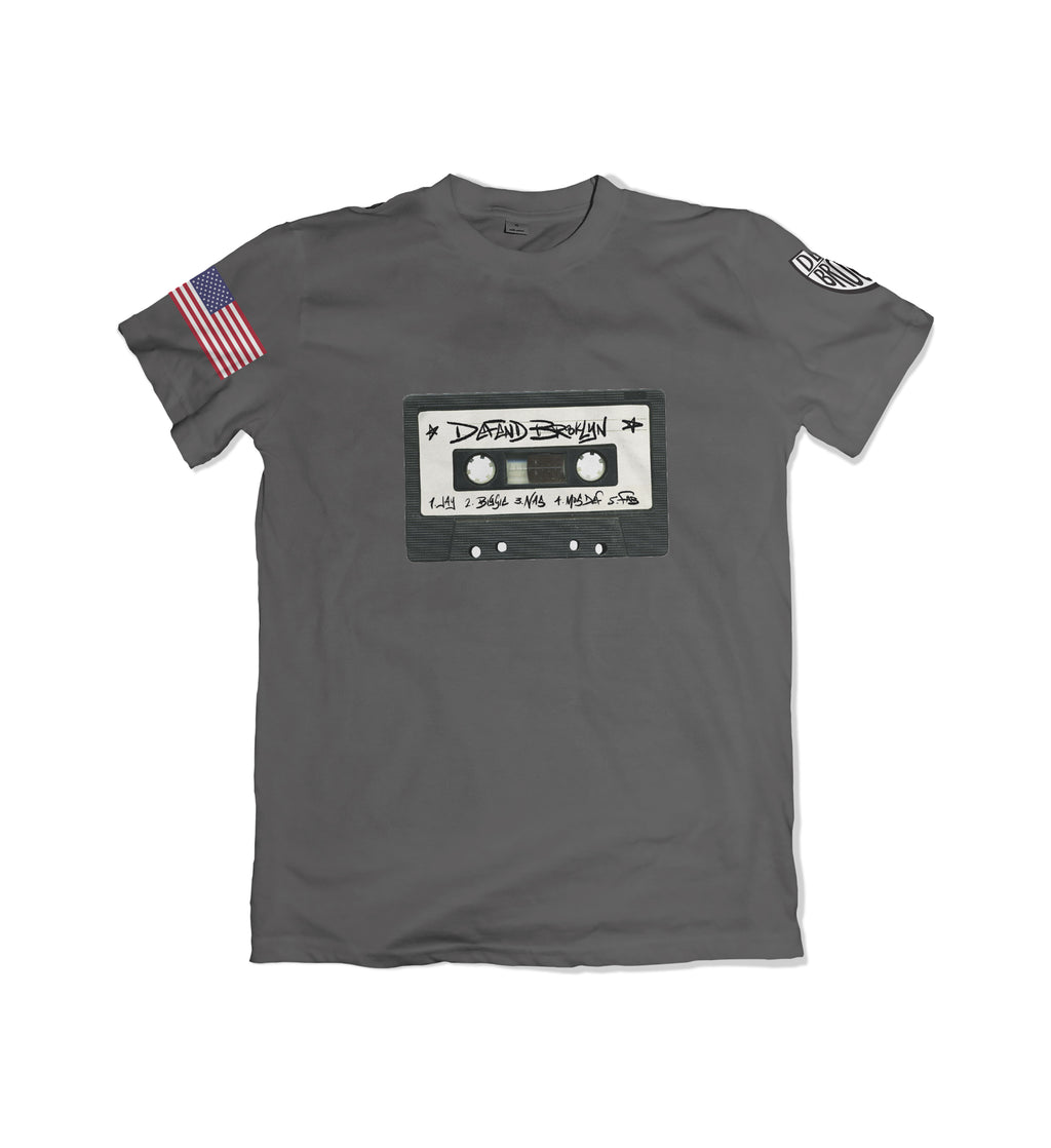Spike Lee Mixtape Graphic Tee